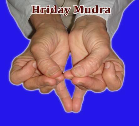 HridayMudra