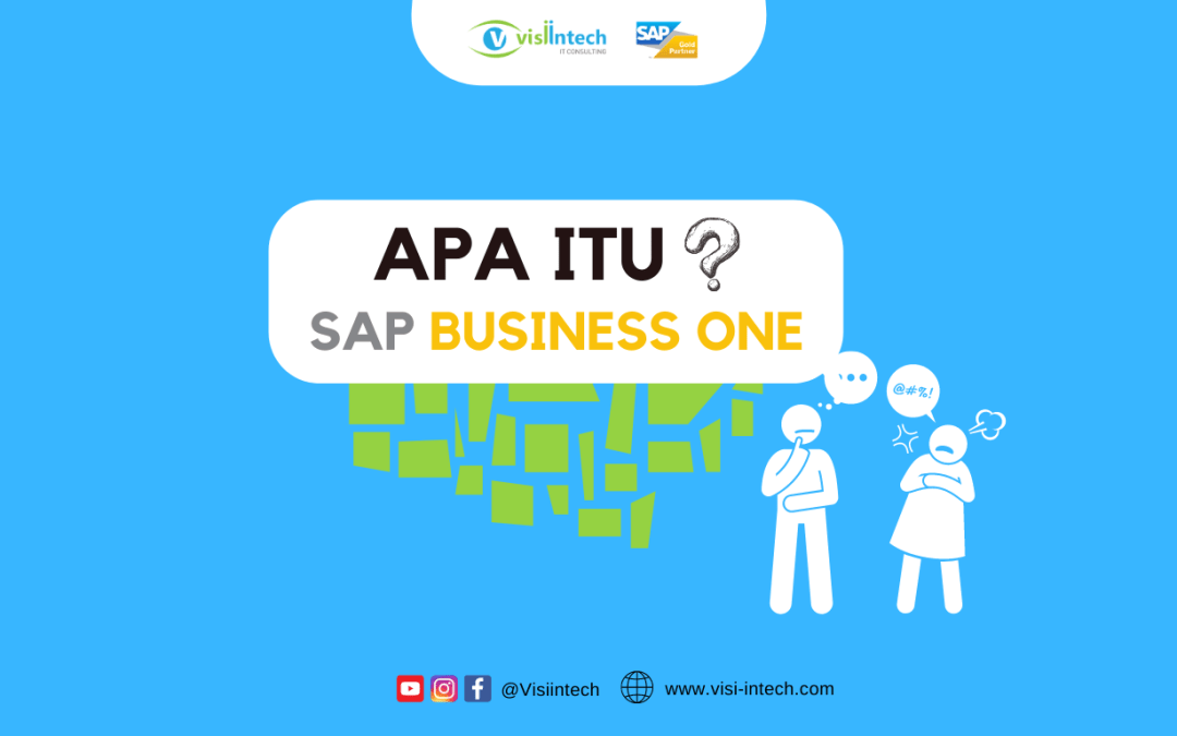 Apa itu SAP Business One ?