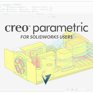 Creo Parametric for SolidWorks Users Training Courses, Classes, and Programs