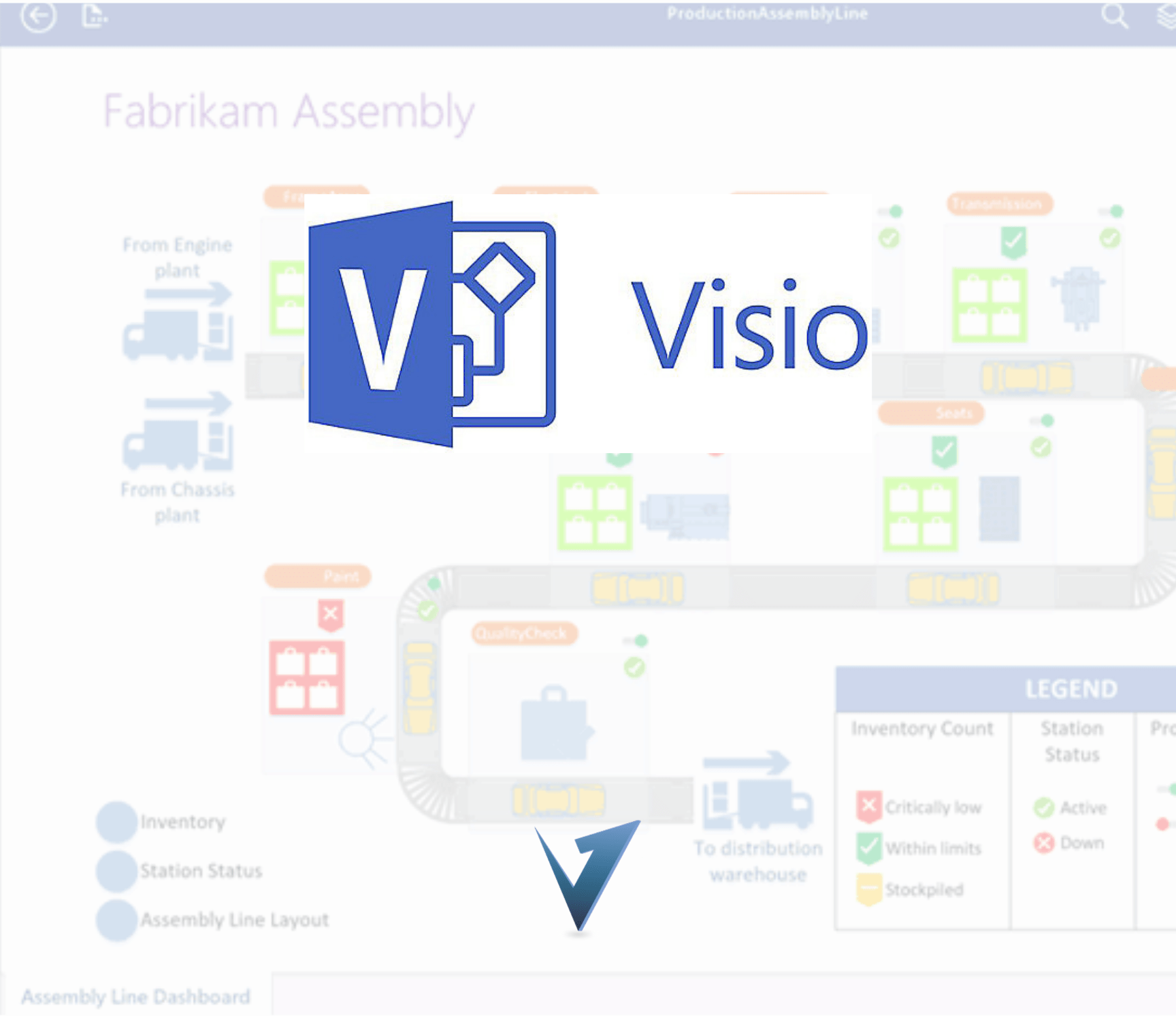 Microsoft Visio Training Course, Classes, and Programs