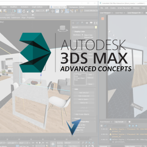 Autodesk 3DS Max Advanced Concepts Training Course, Classes, and Programs