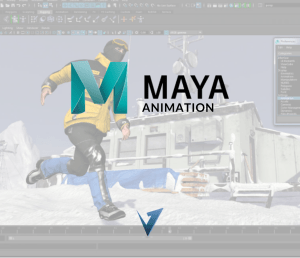 Autodesk Maya Animation Training Course, Classes, and Programs