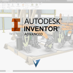AutoDesk Inventor Advanced Training Course, Classes, and Programs
