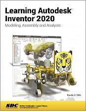 Learning Autodesk Inventor Reference SDC Book