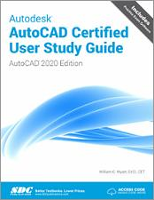 AutoCAD Certified User Study Guide SDC Book