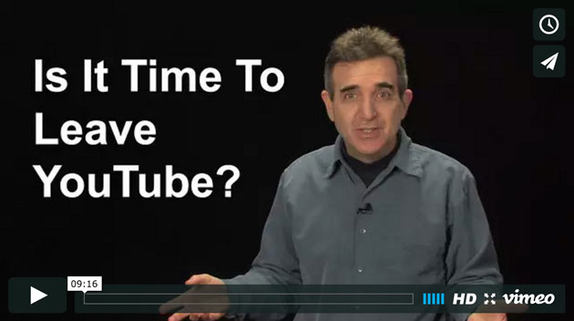 e214dccab8934 Is it Goodbye to YouTube  – Visible Authority