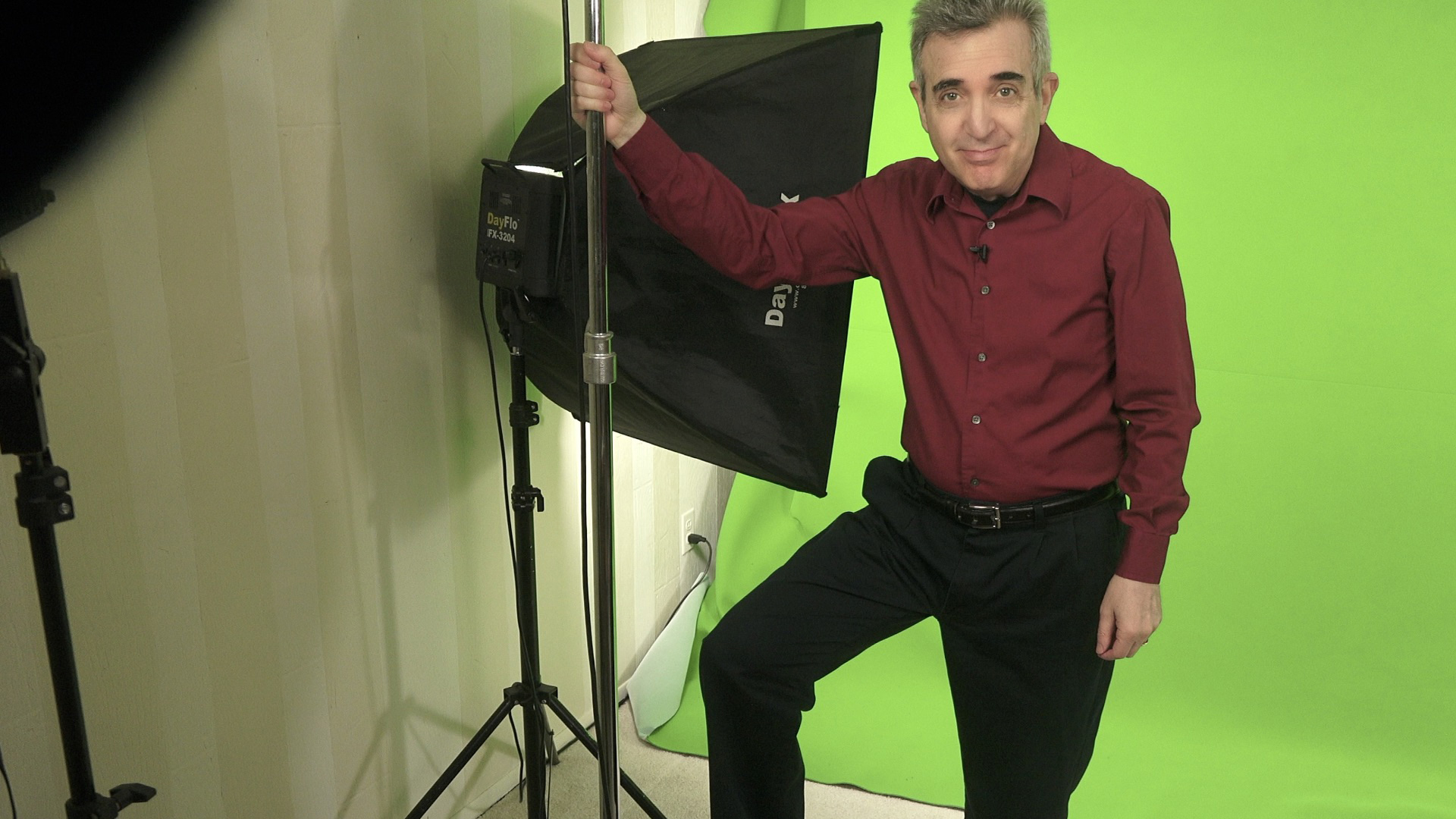How to Set Up Your On-Demand Home Video Studio Pt. 2 of 2