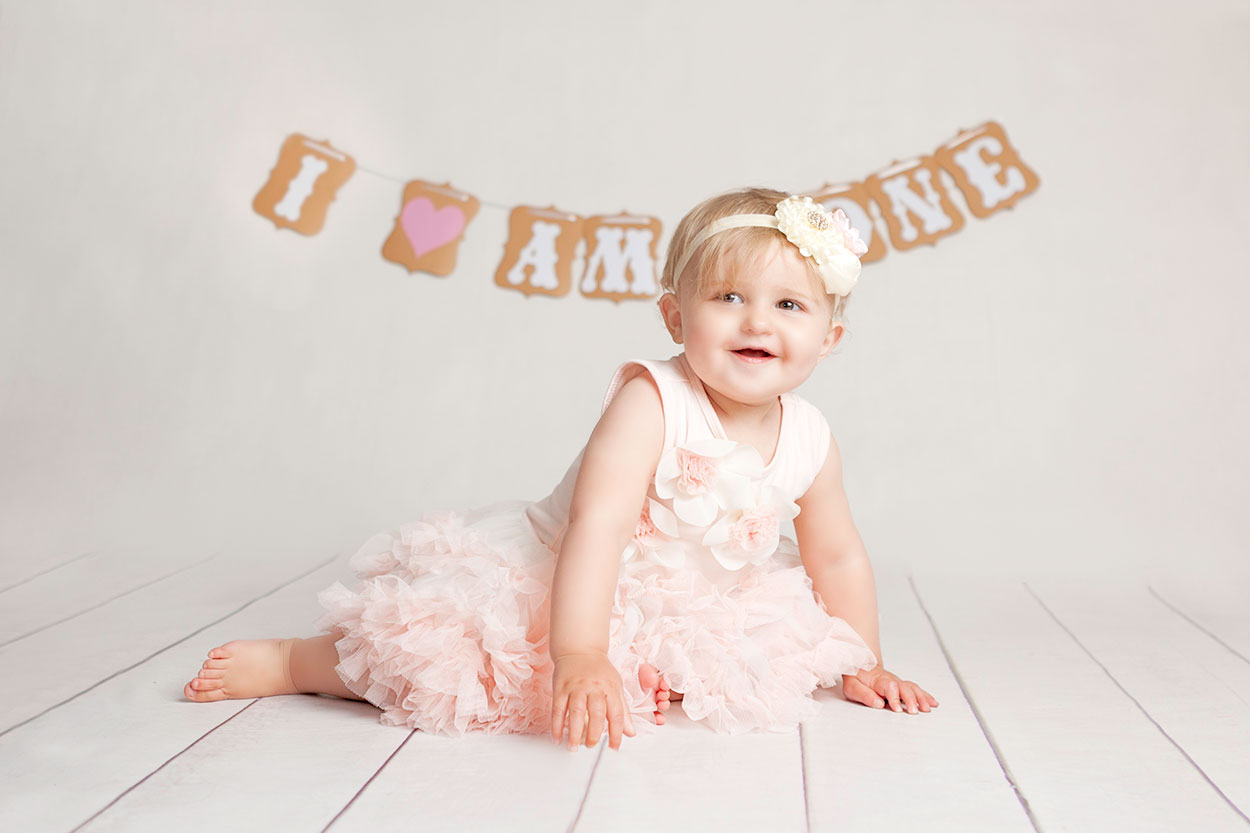 First Birthday Cake Smash Photos In Dublin Studio Are The
