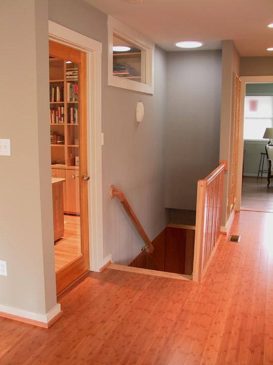 Steve Sickels Visiblewind House Addition Interior