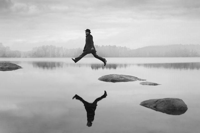 Sprong maken