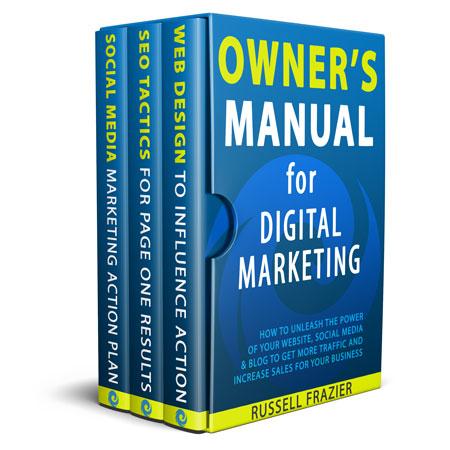 Owner's Manual for Digital Marketing - Web Design
