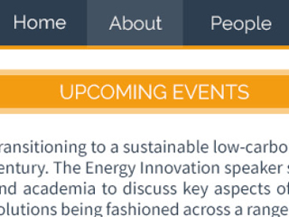 Energy Innovation Website