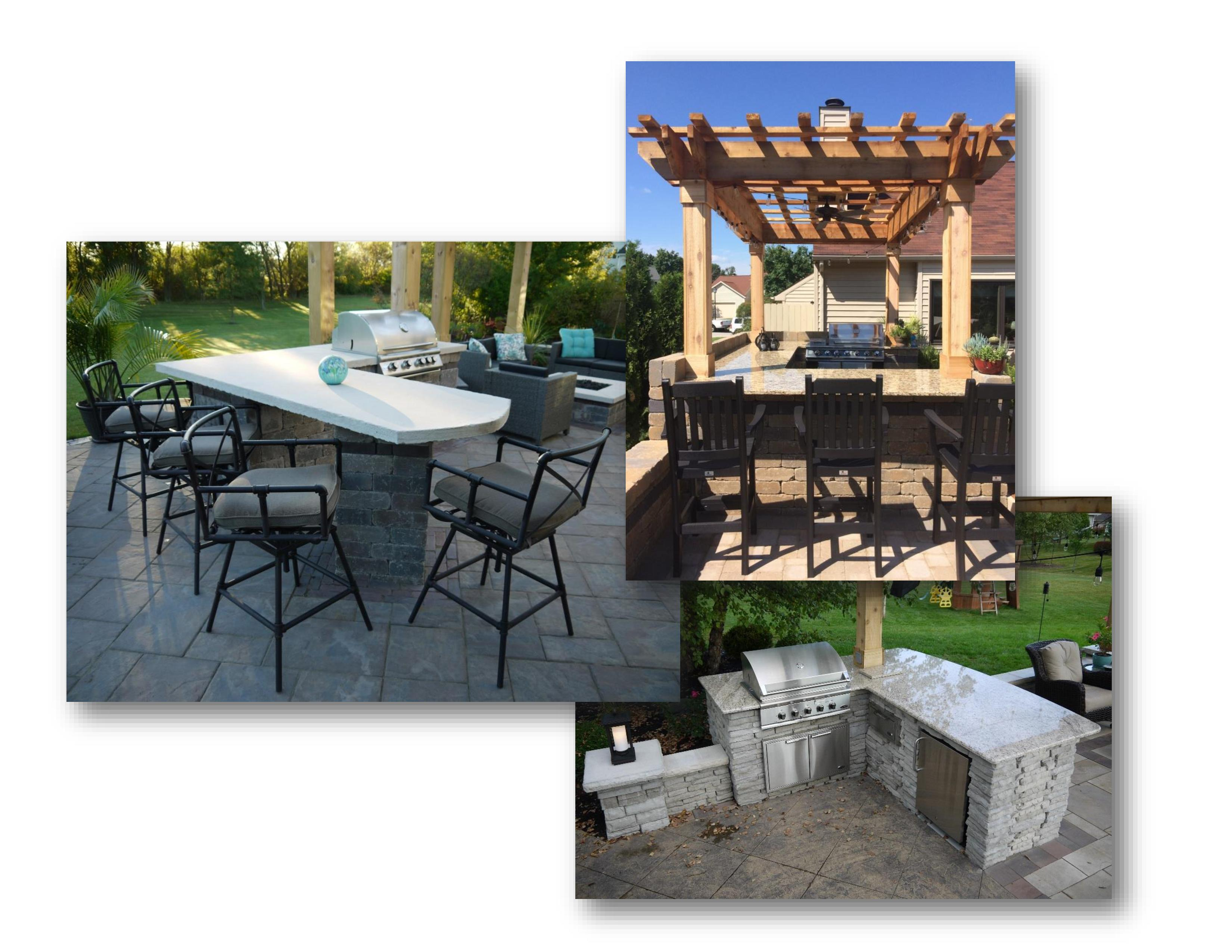 Outdoor Living & Hardscapes in Fort Wayne by Vision Scapes on Vision Outdoor Living id=76775