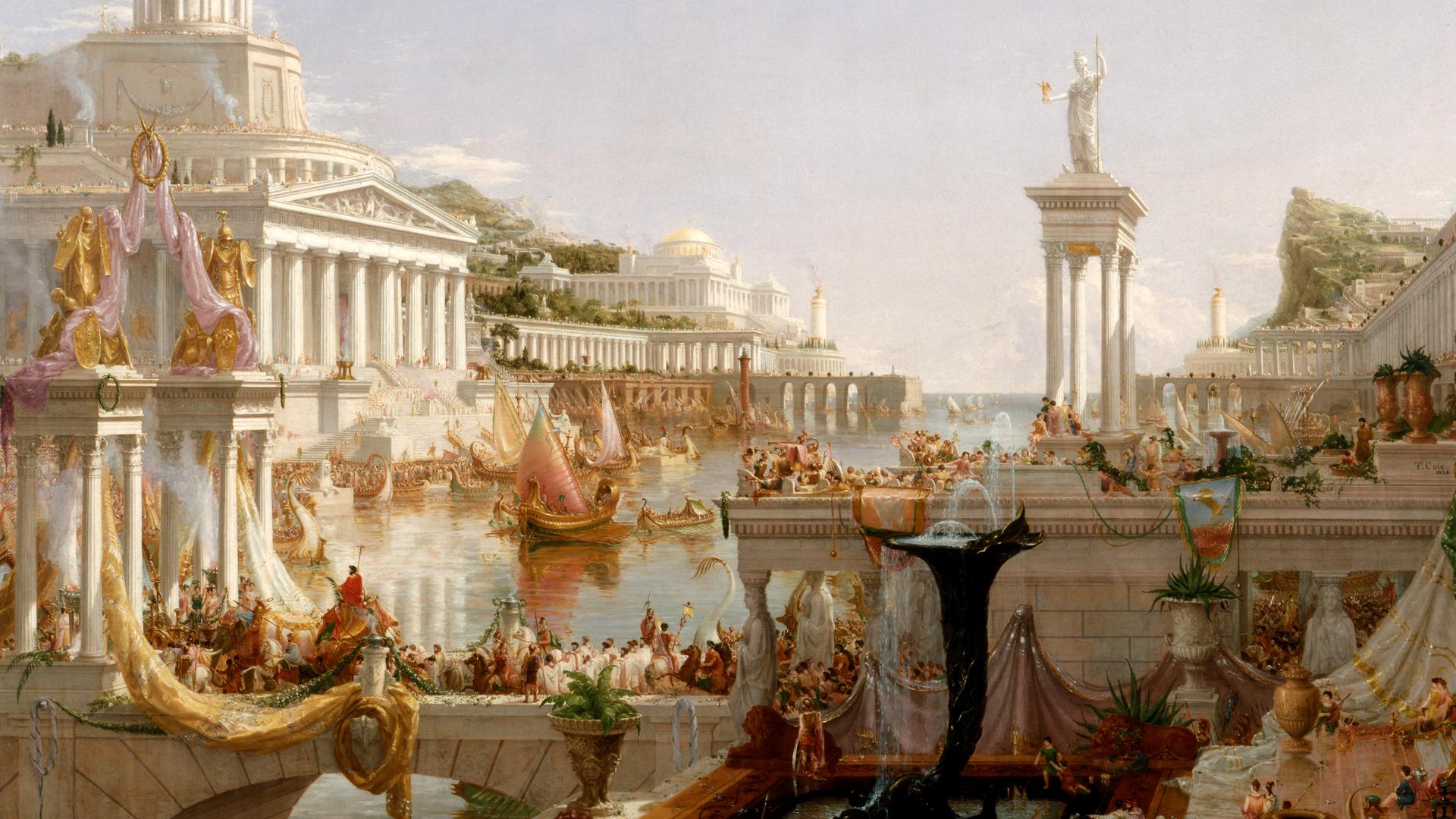 The Roman Empire Reconsidered