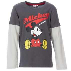 Ce Mickey rétro passerait très bien. Avec ou sans son nom d'ailleurs.
