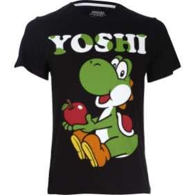 Je n'ai trouvé aucun Yoshi dans les pages enfants : un scandale non ?