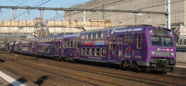 Rame des 70 ans, photographiée pour le site metro-pole.net en décembre 2007 selon le nom du fichier.