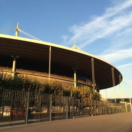 Stade de France au soleil