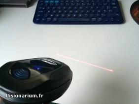 le laser