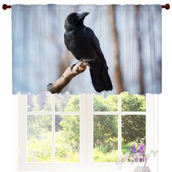 black crow custom size valance