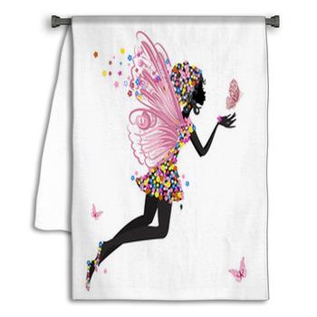 https www visionbedding com bath decor fairy