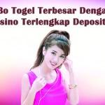Bo Togel Terbesar Dengan Live Casino Terlengkap Deposit OVO
