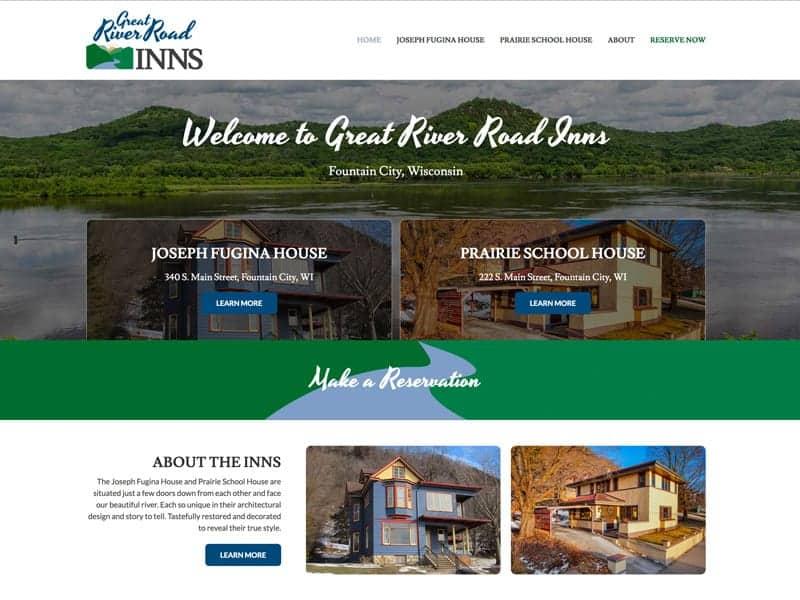 Great River Road Inns
