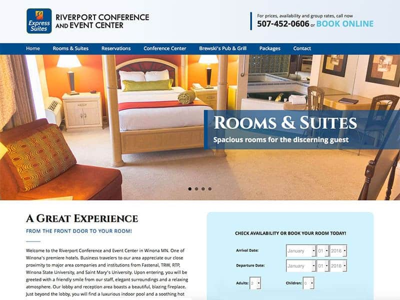 Riverport-web-design-featured-image