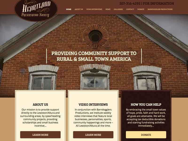 heartland-preservation-society-featured-website