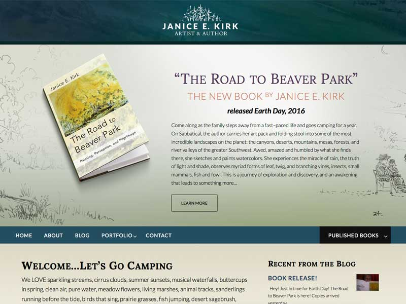 janiceekirk-featured-website