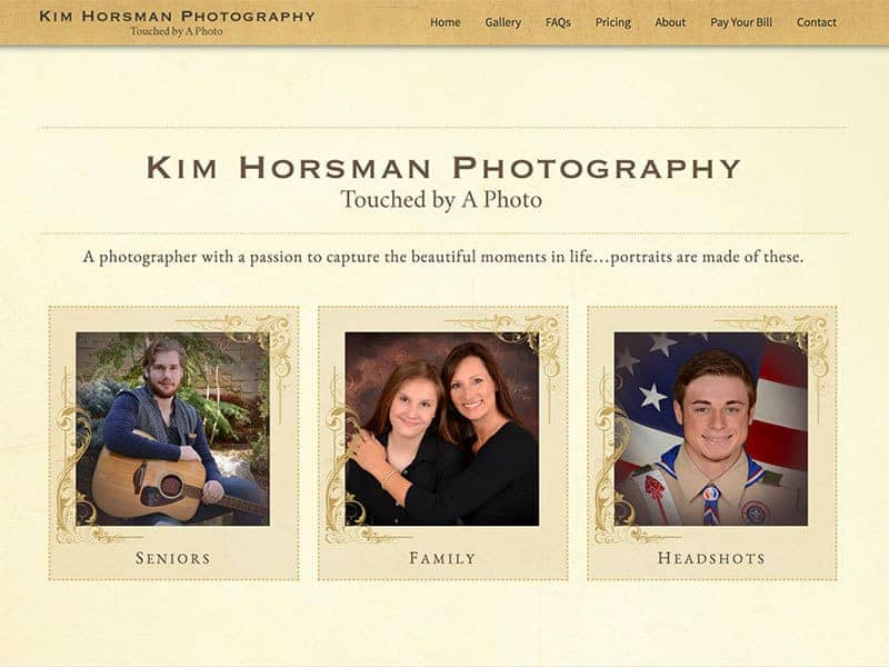 Kim Horsman Photography