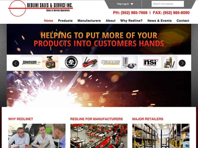 Redline Sales and Service
