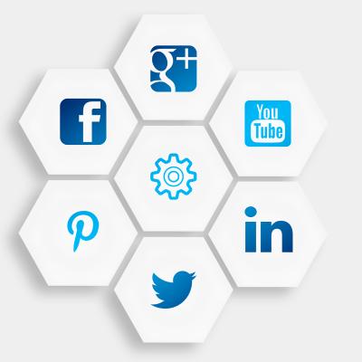 social media - visión digital