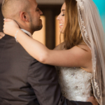 Jackie and Ramon tie the Knot