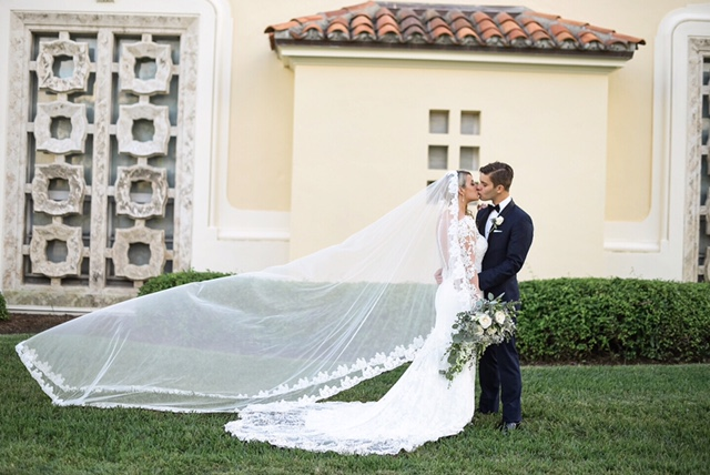 Stephanie and JCs Coral Gables Wedding