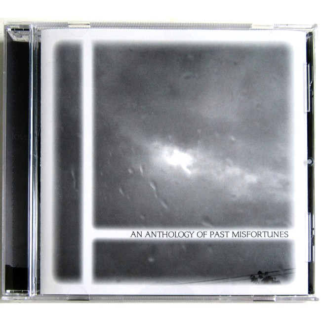 Vision Éternel An Anthology Of Past Misfortunes Compilation Compact Disc
