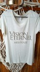 """""""Vision Éternel Melogaze"""" Ladies' T-Shirt - Jeremy Roux Design"""