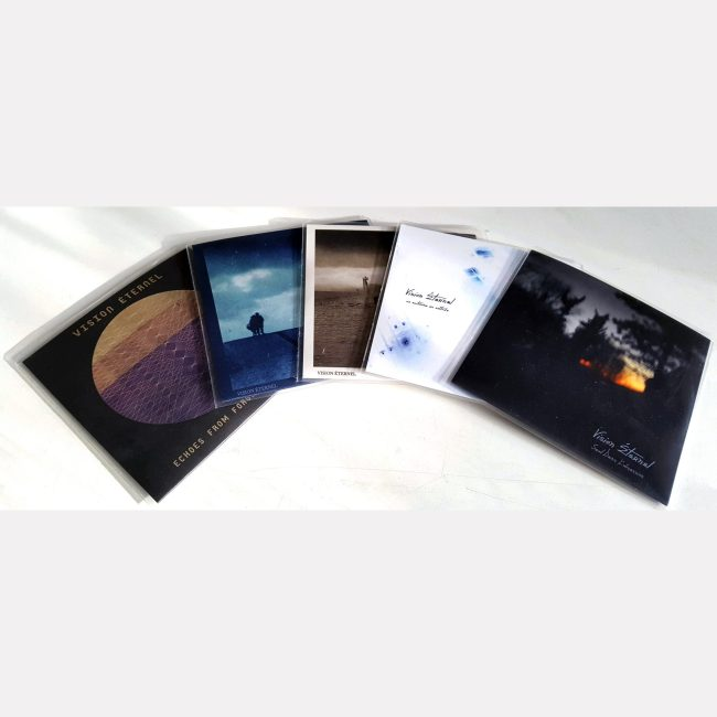 An Anthology Of Past Misfortunes Promotional Compact Disc Bundle