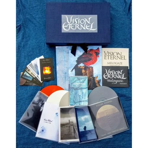 An Anthology Of Past Misfortunes Boxed Set by Vision Éternel