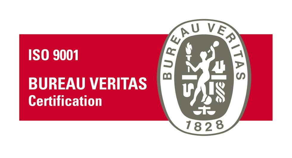 Logo Norme ISO 9001