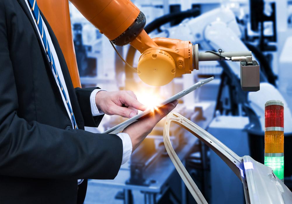 Contrôle de la chaine de production dans le secteur automobile