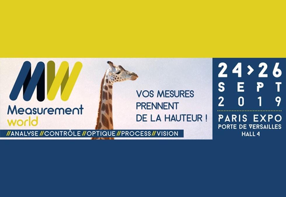 VISIONIC sera présent au MW 2019 de Paris