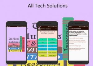 All Tech Solution List