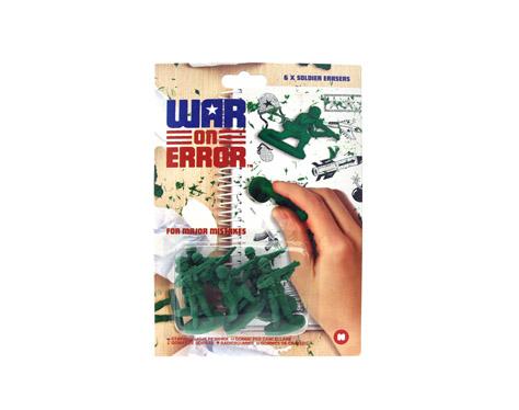 War on error soldaditos de goma 3