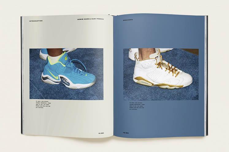 Sneakers – Book3