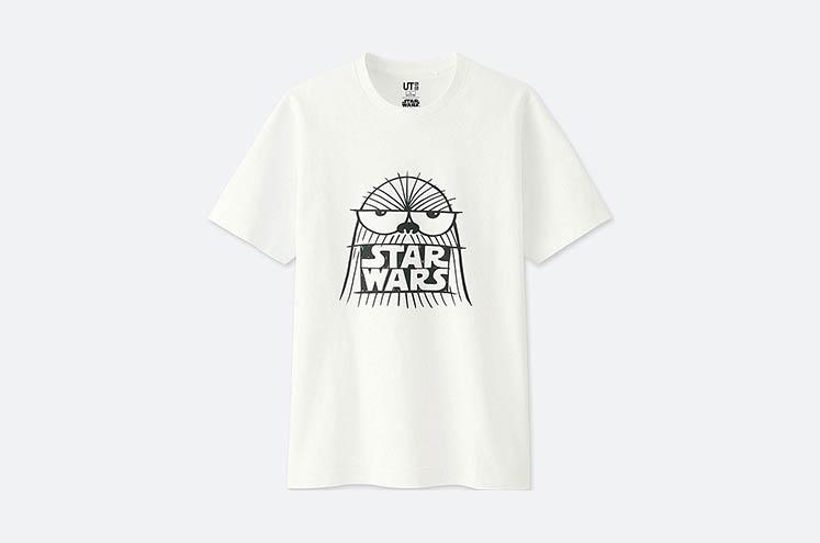 UNIQLO Star Wars Artist6