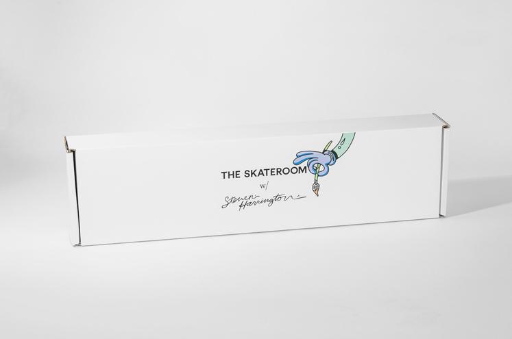 Steve Harrington Skate 7477