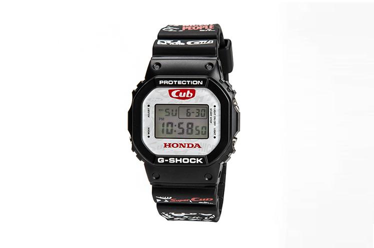 Honda-Super-Cub-G-Shock-DW-5600-2018-2019