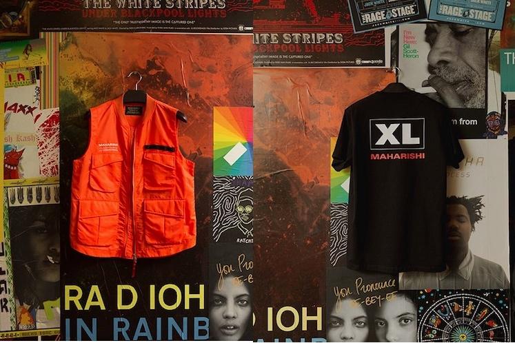 Maharishi x XL Recordings 19