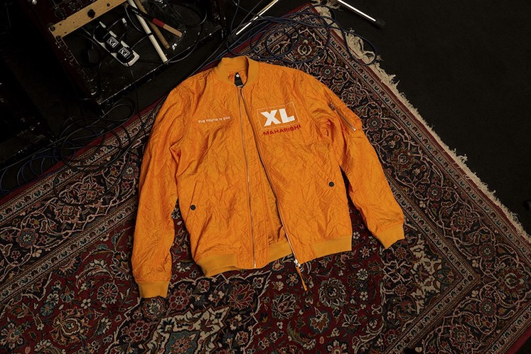 Maharishi x XL Recordings 2